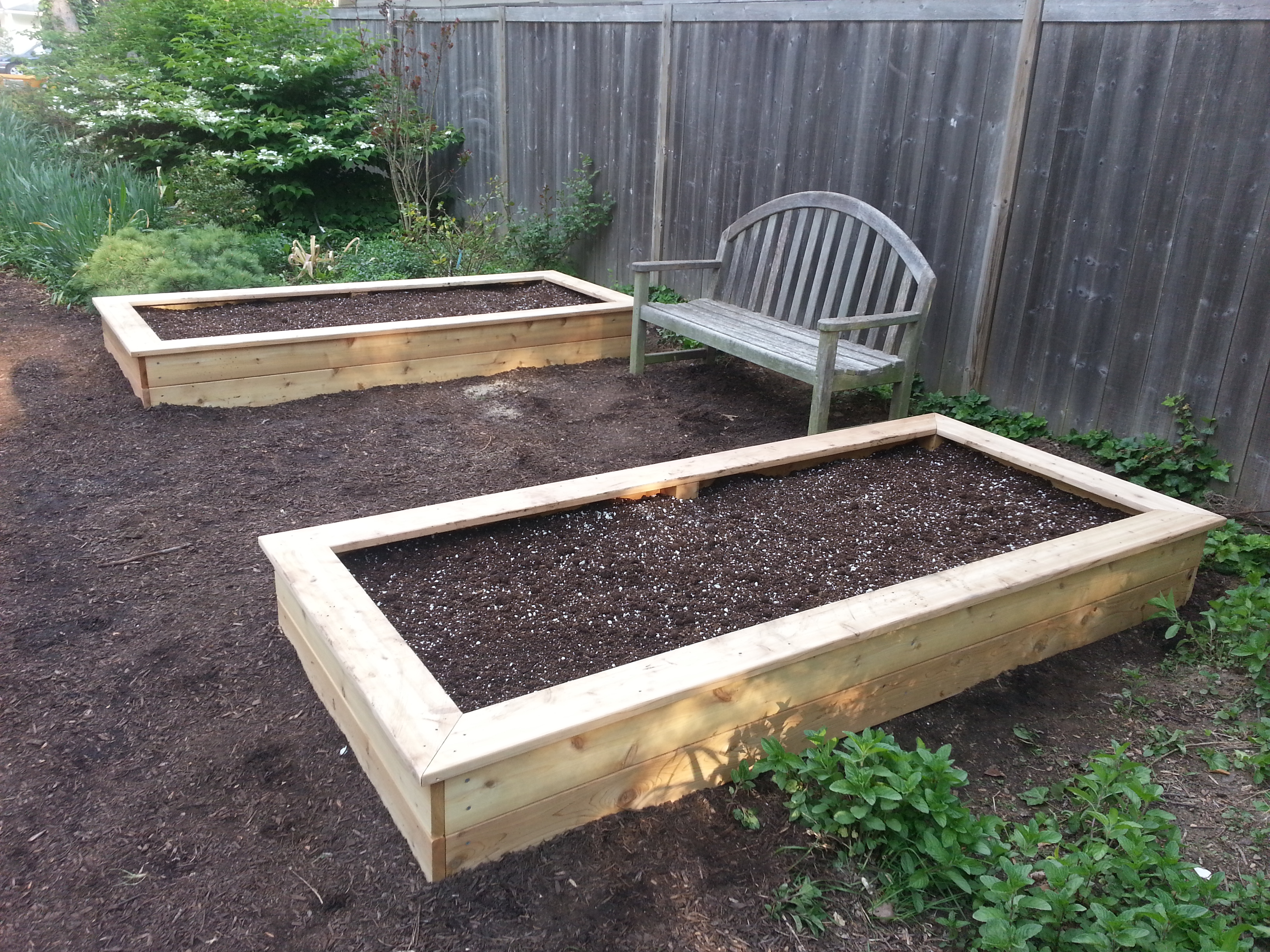 pictures step beds garden tall wikihow with fill steps how to raised