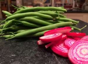 beans and beets